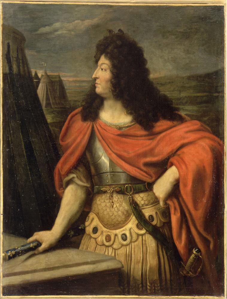 Château de Versailles : Portraits de Louis XIV   Images d'Art