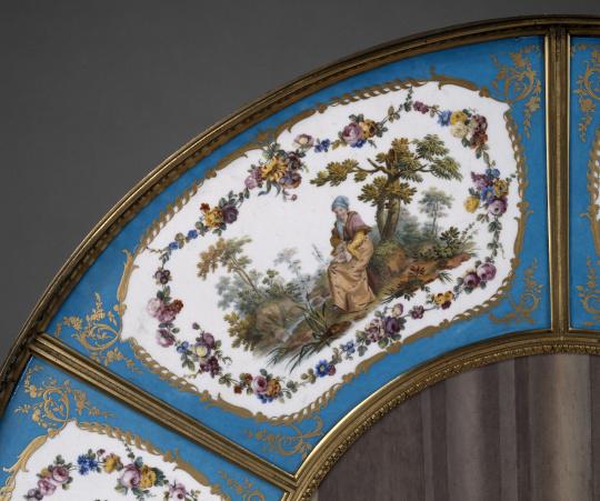 Chene Bois Dur Ou Tendre : , Charles-Nicolas Dodin Gu?ridon ou table ? th? Images d?Art