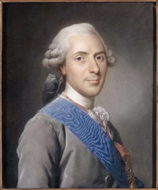 Alexandre Roslin   Le Dauphin Louis de France (1729-1765), fils de Louis XV    Images d'Art