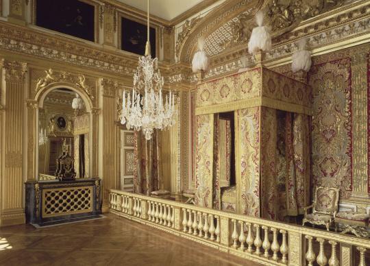 Modele Cuisine Castorama :  des appartements du Roi  chambre de Louis XIV  Images d'Art