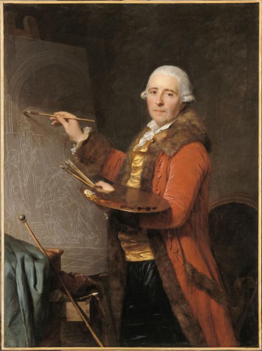 nicolas guy brenet peintre 1728 1792 images d art. Black Bedroom Furniture Sets. Home Design Ideas