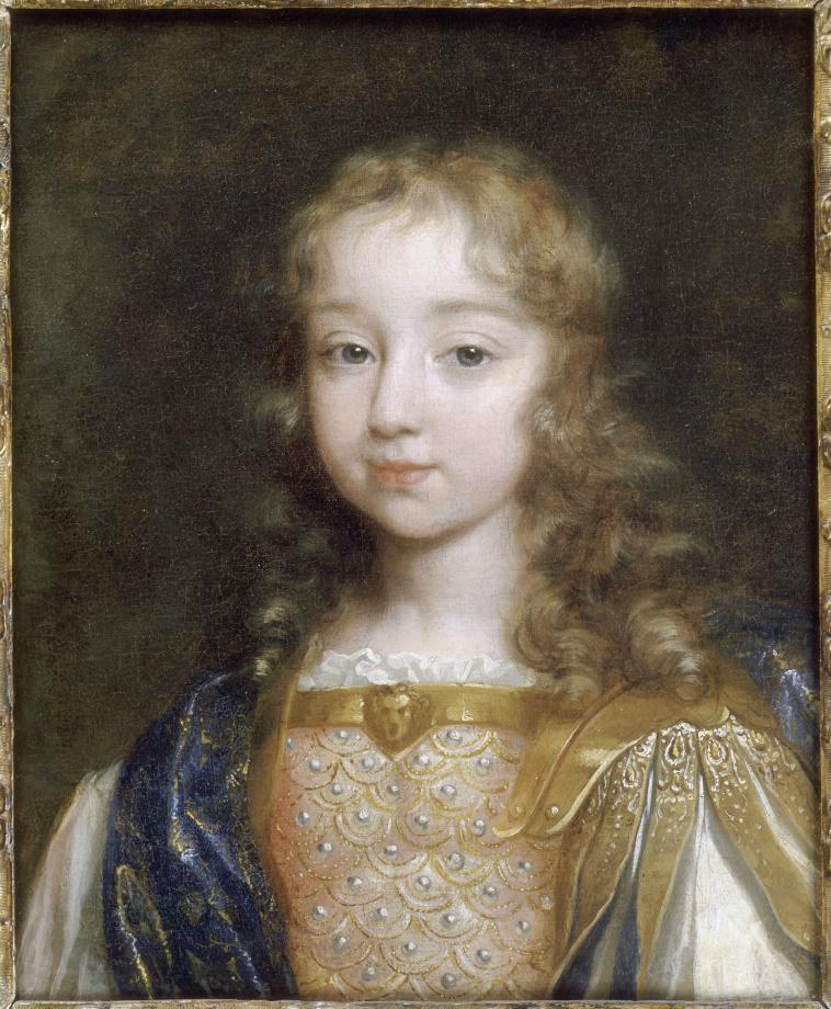 Chateau De Versailles Portraits De Louis Xiv Images D Art