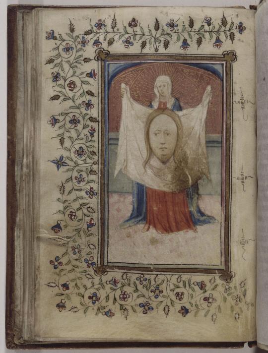 Sainte Véronique et la Sainte Face | Images d'Art