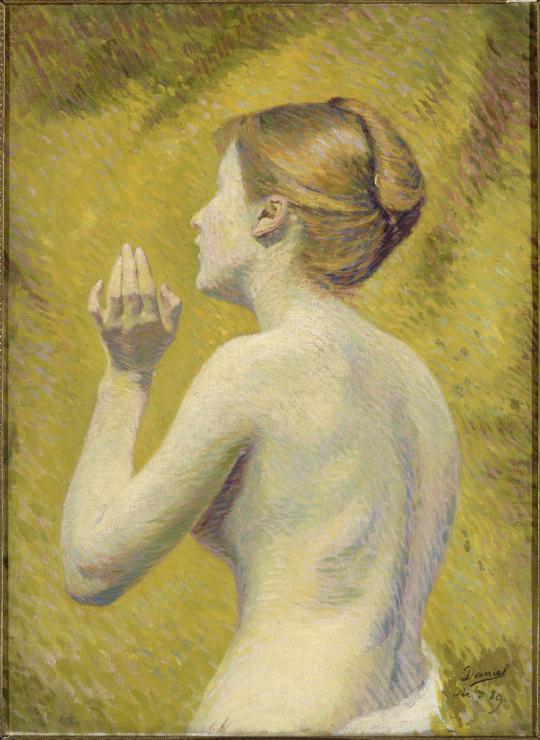 Georges Daniel de Monfreid   Nu   Images d'Art