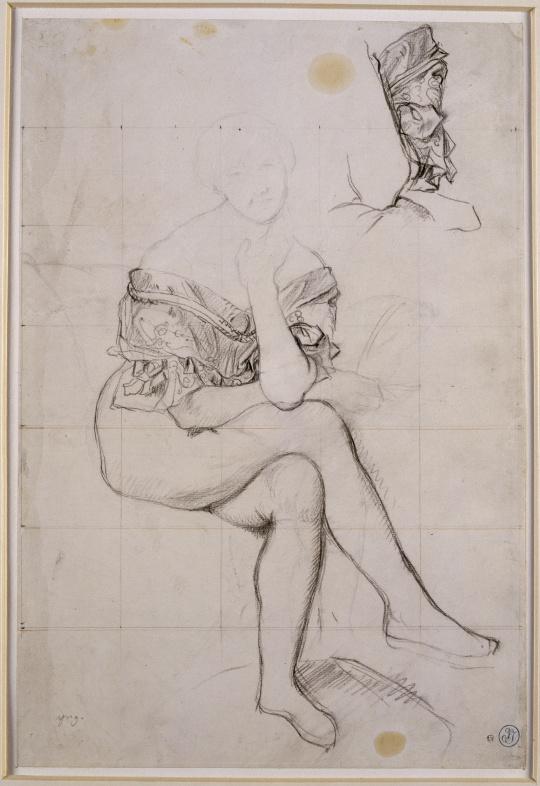Ingres et l'anatomie  dans Nouveau thème (2018-2019)