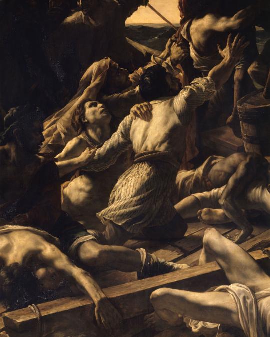 Theodore Gericault Le Radeau De La Meduse Images D Art
