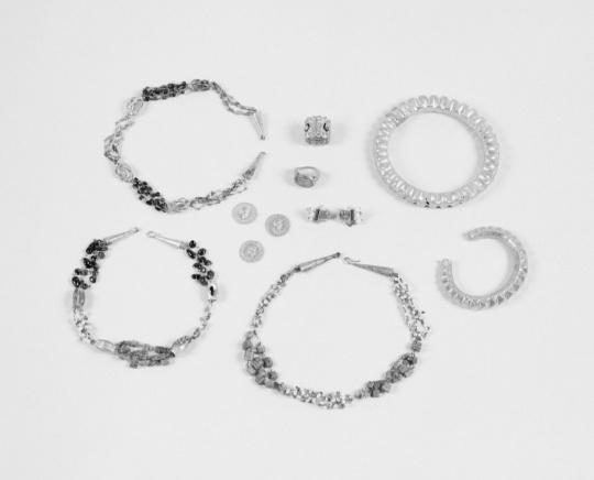 Trésor dEauze : bijoux  Images d'Art