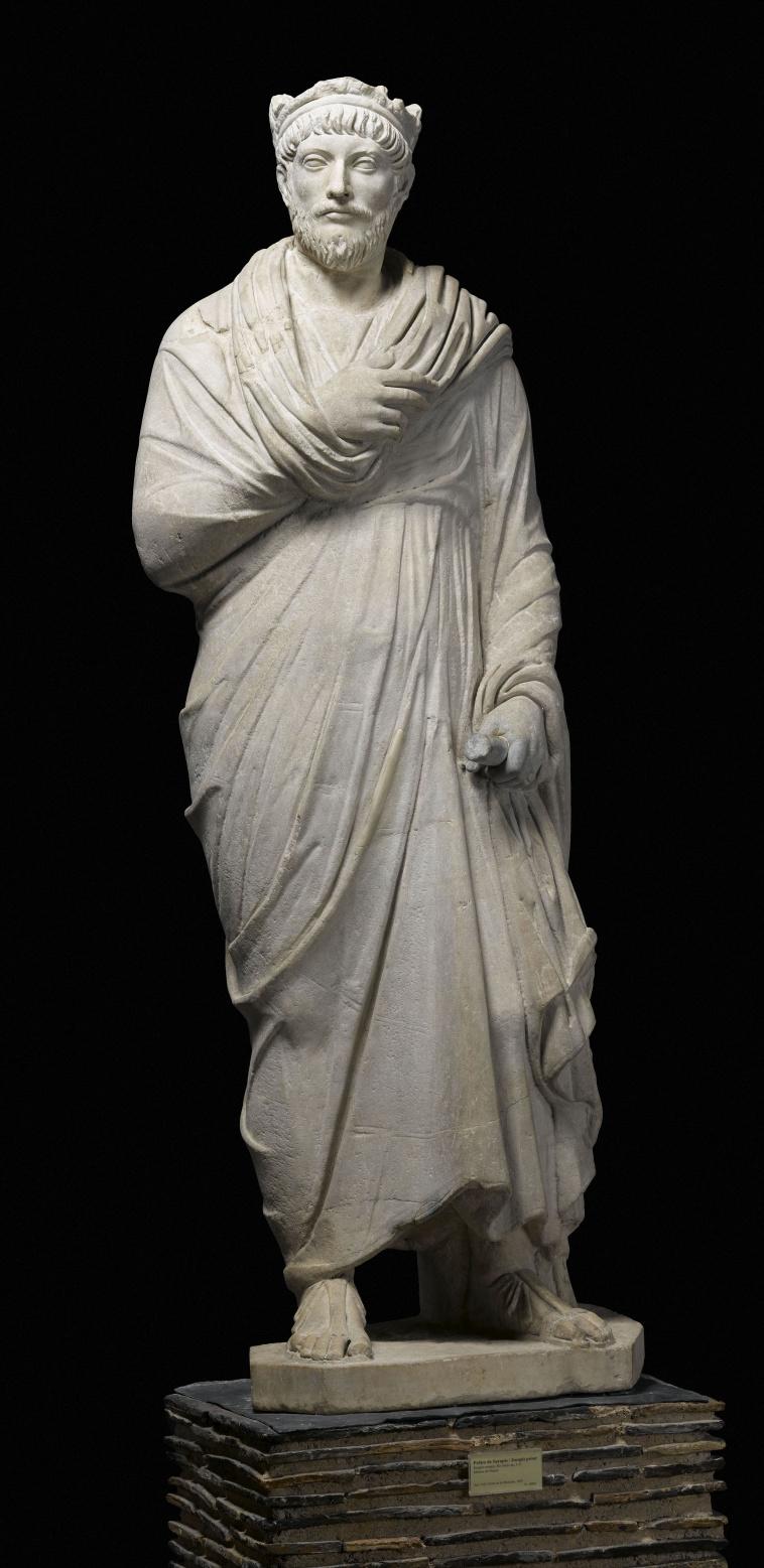 Statue dite de Julien l'Apostat | Images d'Art