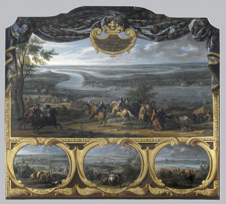 Sauveur Le Conte | Les Actions du Grand Condé, Rocroi 1642 ...