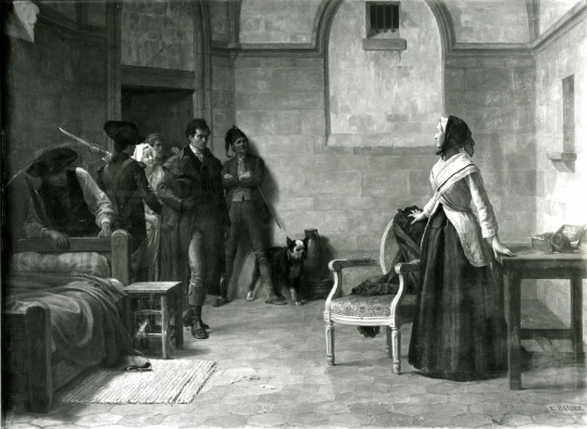 """Résultat de recherche d'images pour """"Le dernier matin de la Reine par Louis Marie Baader"""""""
