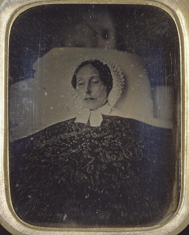 Louise Vernet, La Femme De L'artiste, Sur